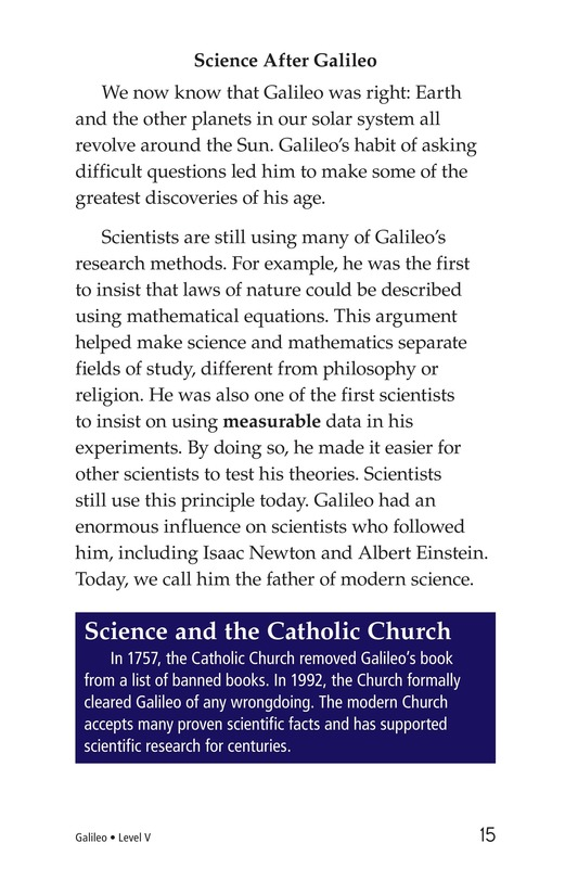 Book Preview For Galileo Page 15