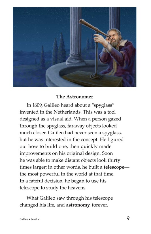 Book Preview For Galileo Page 9