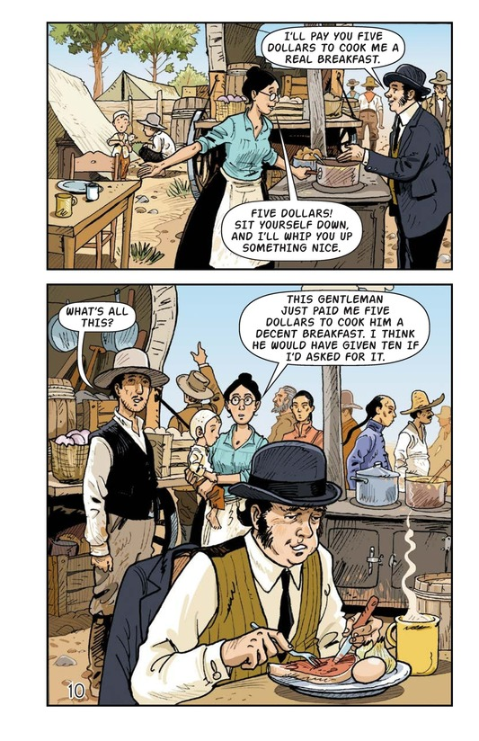 Book Preview For A Gold Rush Adventure Page 11