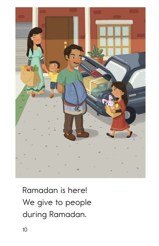 Book Preview For Ramadan Is Here Page 10