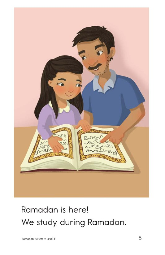 Book Preview For Ramadan Is Here Page 5