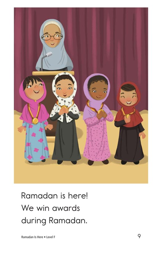 Book Preview For Ramadan Is Here Page 9