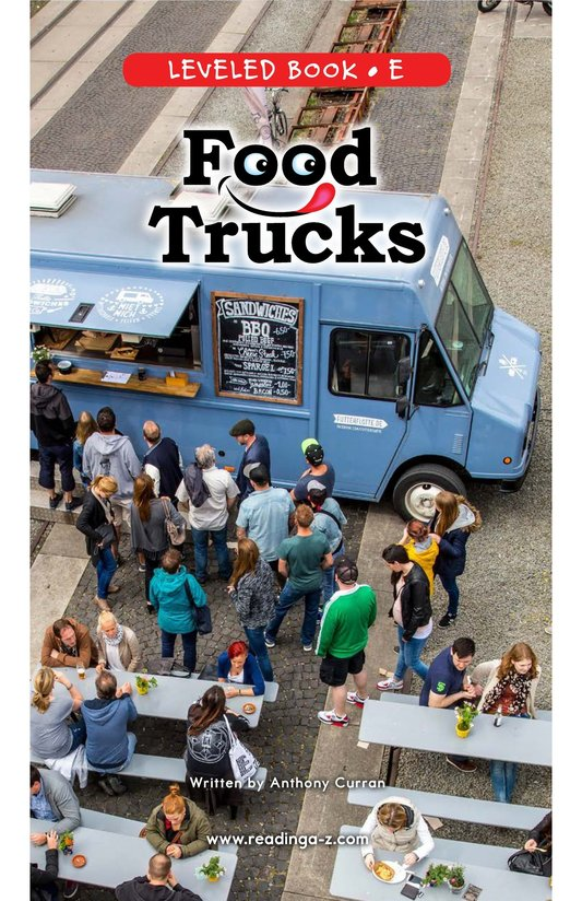 Book Preview For Food Trucks Page 0