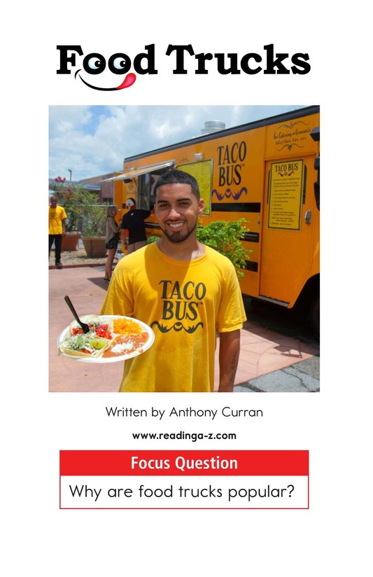 Book Preview For Food Trucks Page 1