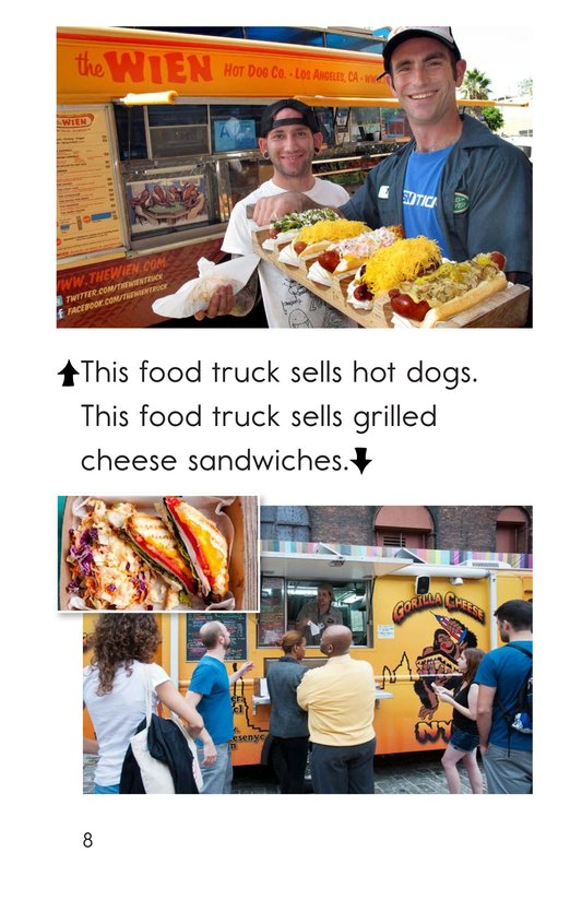 Book Preview For Food Trucks Page 8