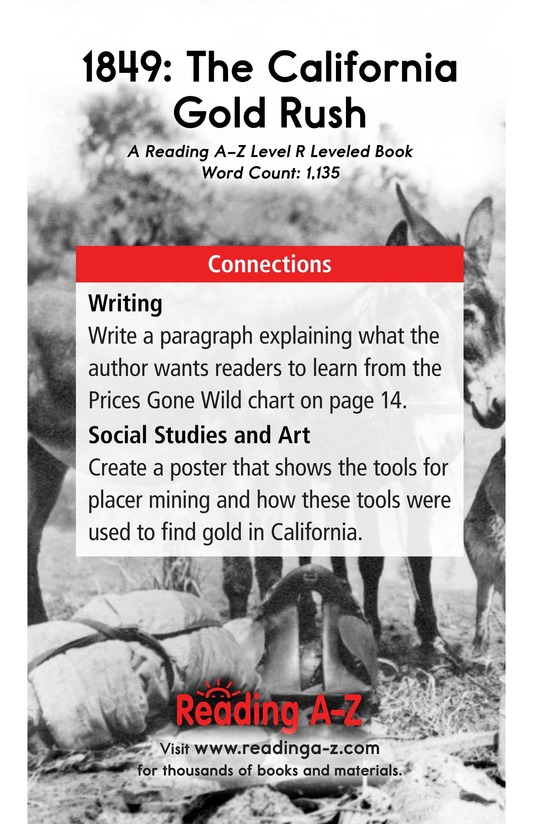 Book Preview For 1849: The California Gold Rush Page 17