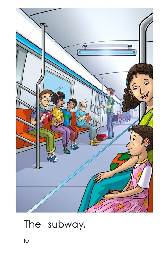 Book Preview For The Subway Page 10