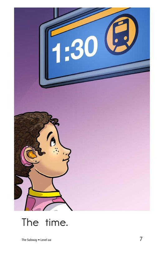 Book Preview For The Subway Page 7