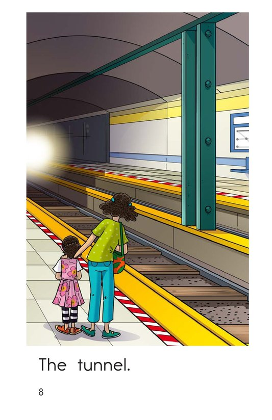 Book Preview For The Subway Page 8