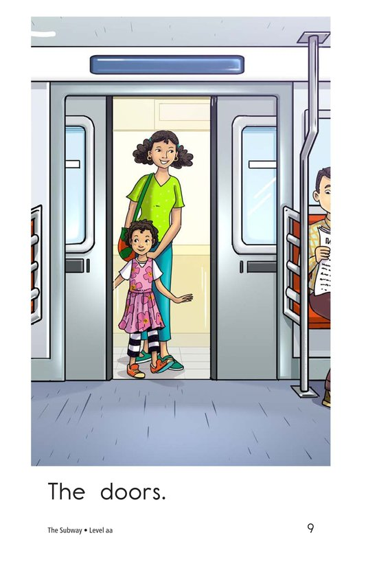 Book Preview For The Subway Page 9