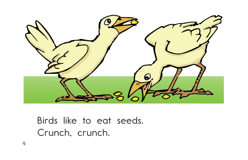 Book Preview For What Animals Eat Page 4