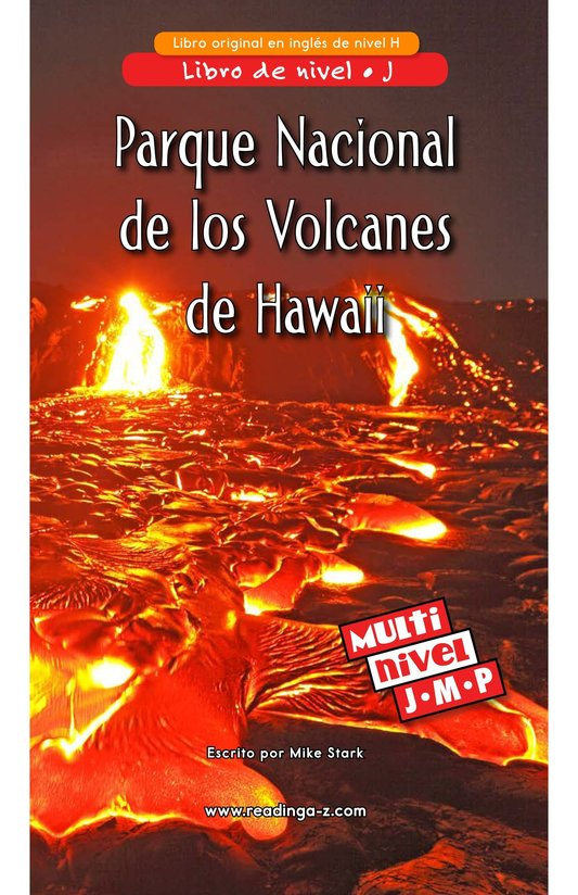 Book Preview For Hawaii Volcanoes National Park Page 0