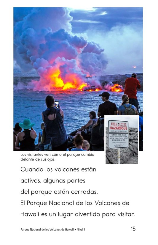 Book Preview For Hawaii Volcanoes National Park Page 15