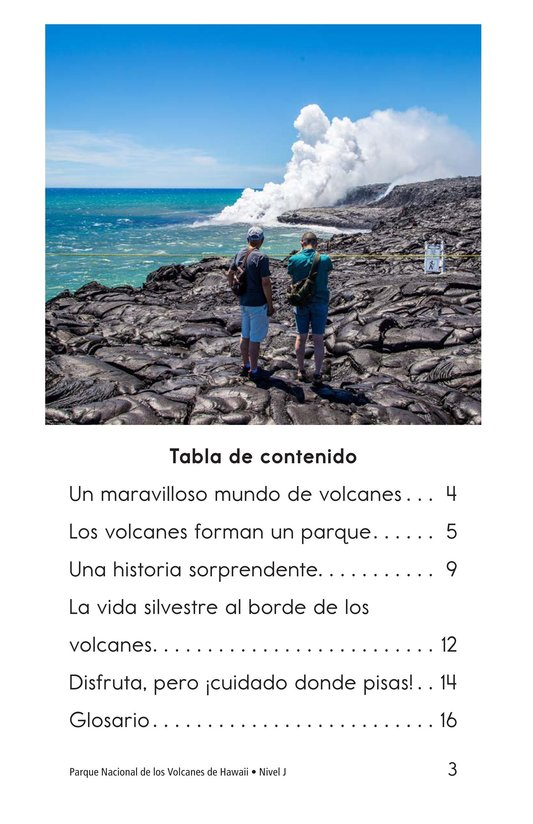 Book Preview For Hawaii Volcanoes National Park Page 3