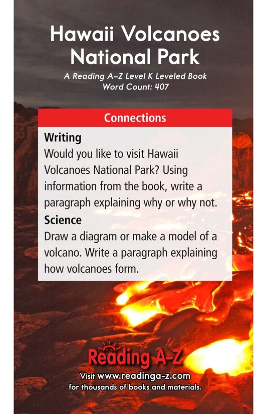 Book Preview For Hawaii Volcanoes National Park Page 17