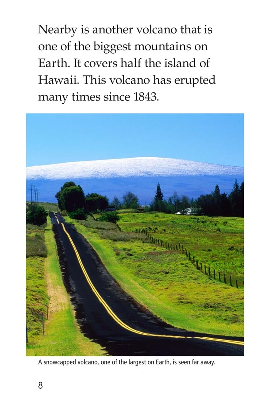 Book Preview For Hawaii Volcanoes National Park Page 8