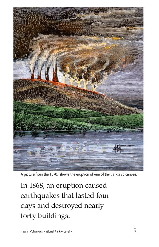 Book Preview For Hawaii Volcanoes National Park Page 9