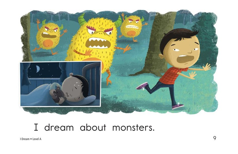 Book Preview For I Dream Page 9