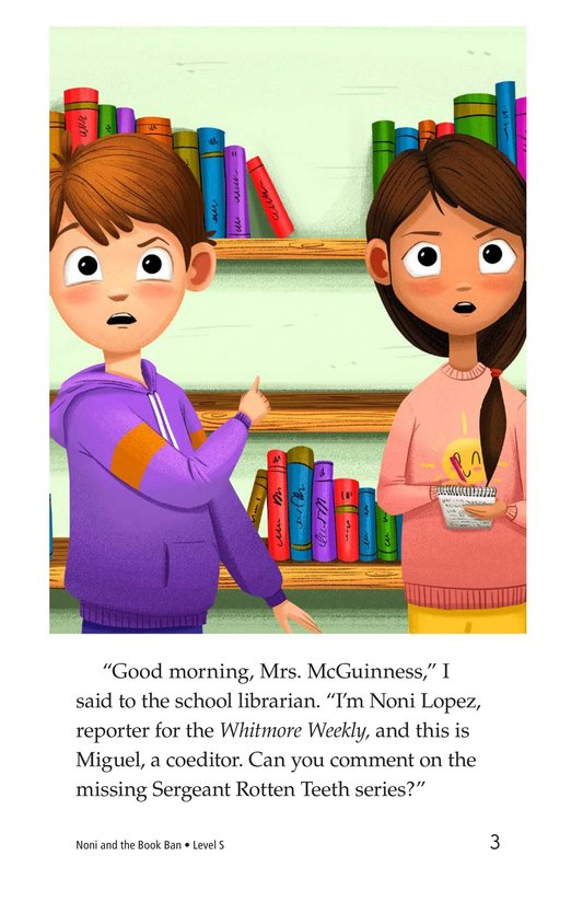 Book Preview For Noni and the Book Ban Page 3