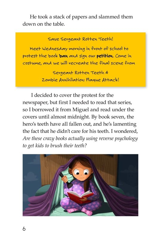 Book Preview For Noni and the Book Ban Page 6