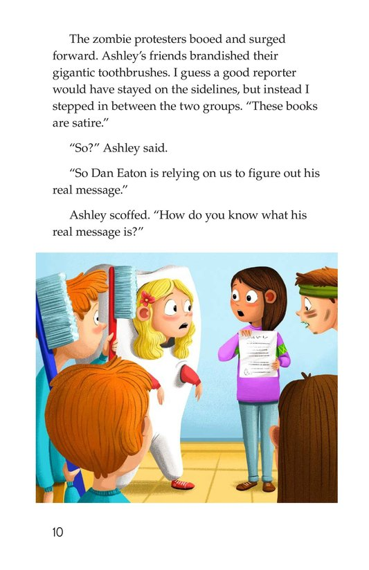 Book Preview For Noni and the Book Ban Page 10