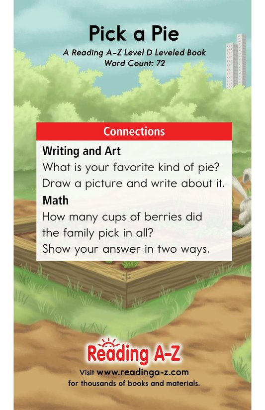 Book Preview For Pick a Pie Page 13