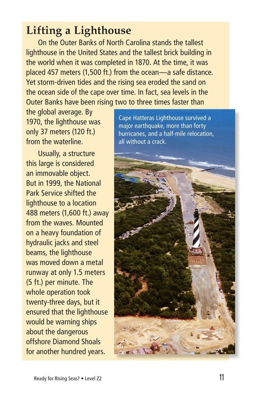 Book Preview For Ready for Rising Seas? Page 11
