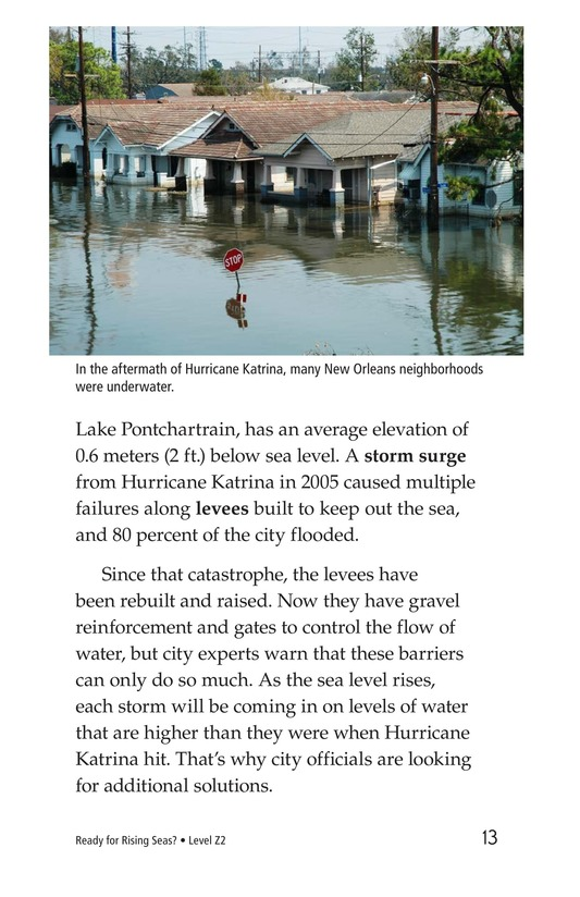 Book Preview For Ready for Rising Seas? Page 13