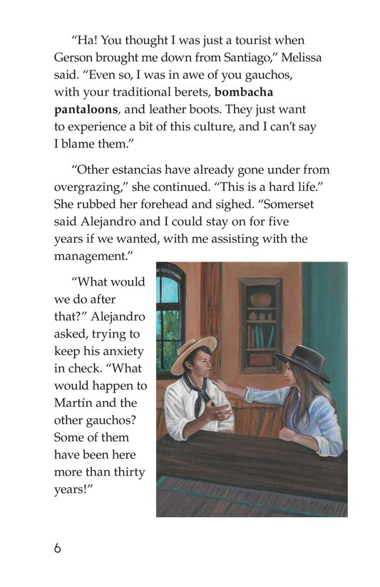Book Preview For A Place for Wild Things Page 6