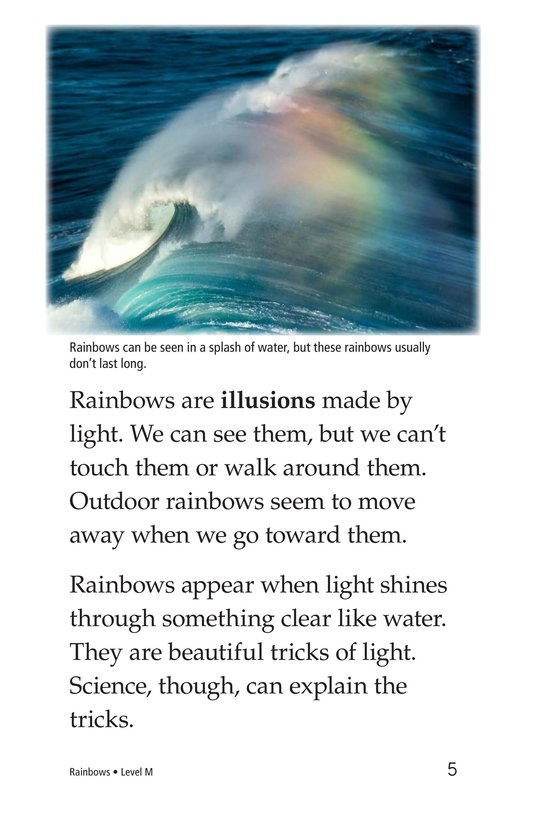 Book Preview For Rainbows Page 5