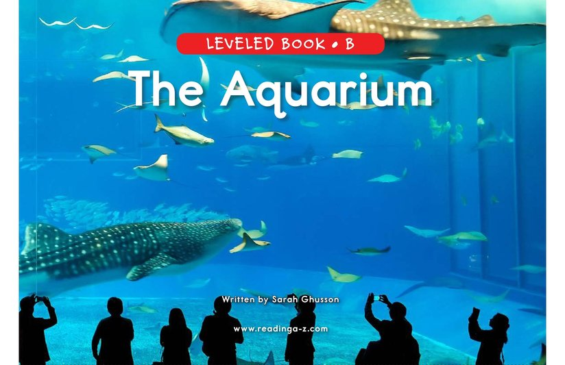 Book Preview For The Aquarium Page 0