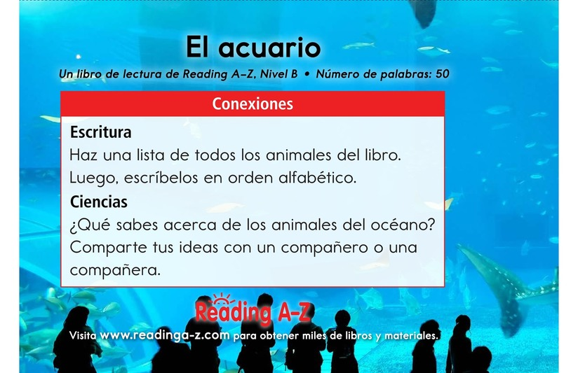 Book Preview For The Aquarium Page 11