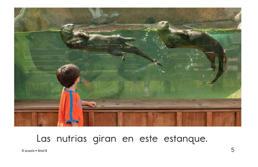 Book Preview For The Aquarium Page 5