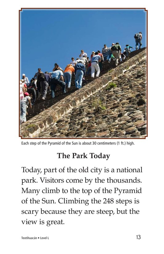 Book Preview For Teotihuacan Page 13