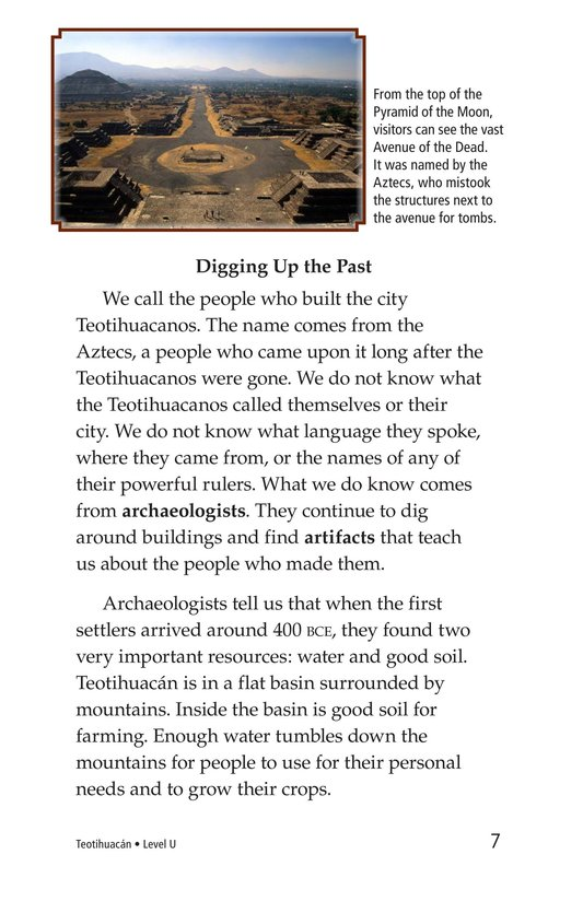 Book Preview For Teotihuacan Page 7