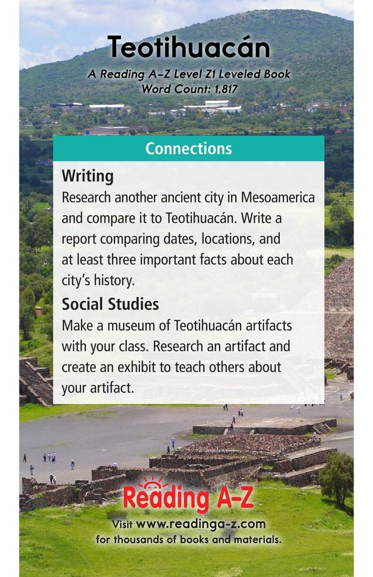 Book Preview For Teotihuacan Page 21