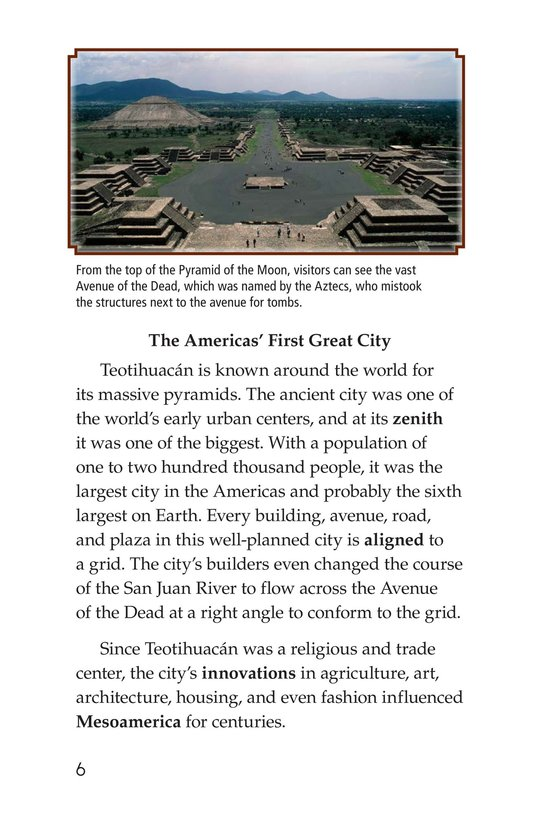 Book Preview For Teotihuacan Page 6