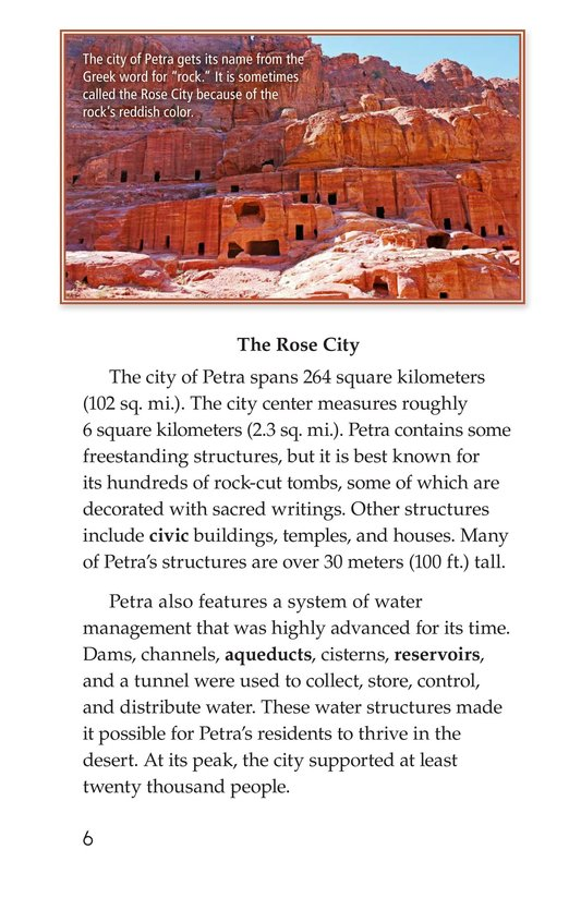 Book Preview For Petra Page 6