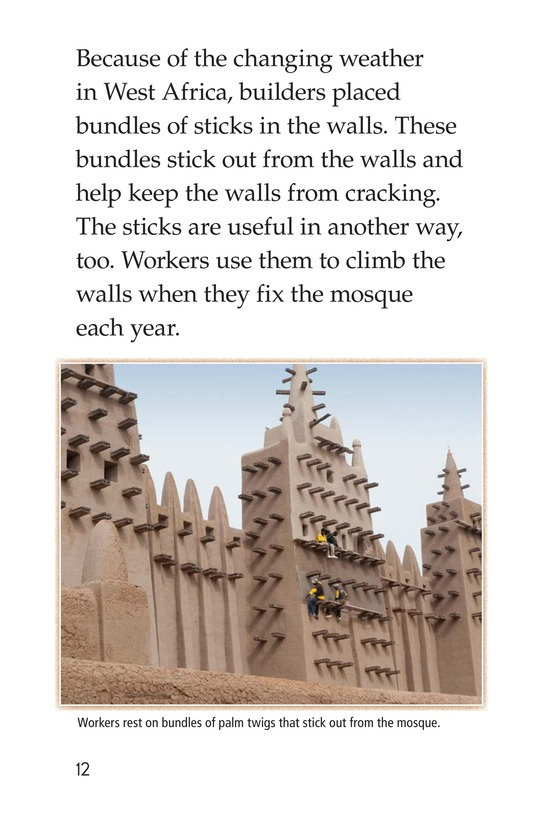 Book Preview For Great Mosque of Djenné Page 12