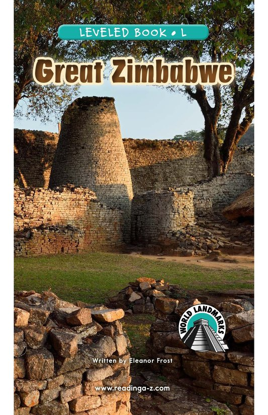 Book Preview For Great Zimbabwe Page 1