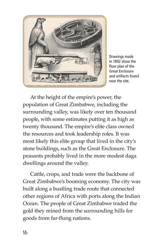Book Preview For Great Zimbabwe Page 16