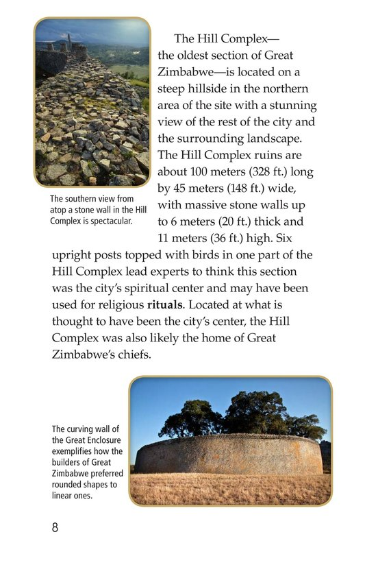 Book Preview For Great Zimbabwe Page 8