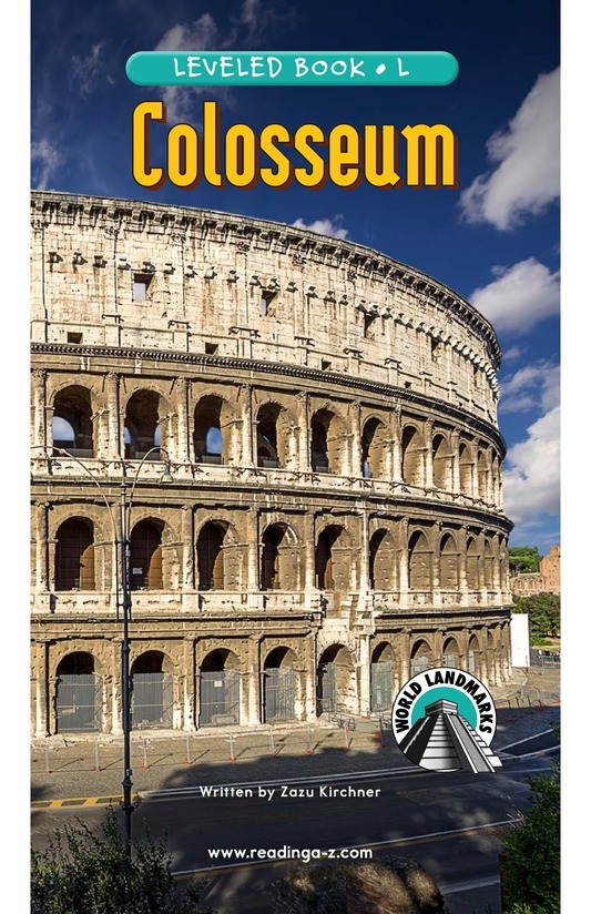 Book Preview For Colosseum Page 0