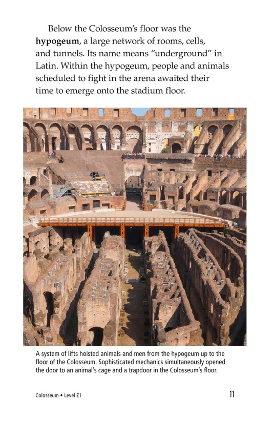 Book Preview For Colosseum Page 11