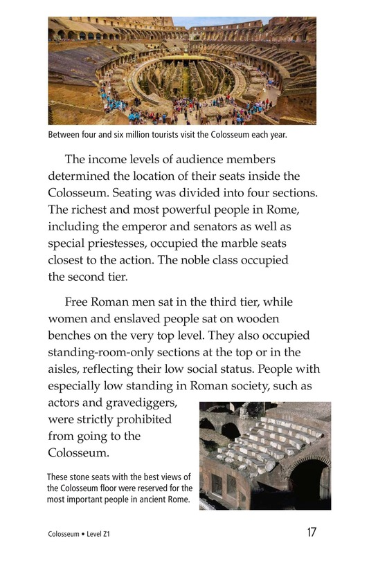Book Preview For Colosseum Page 17