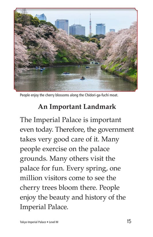 Book Preview For Tokyo Imperial Palace Page 15