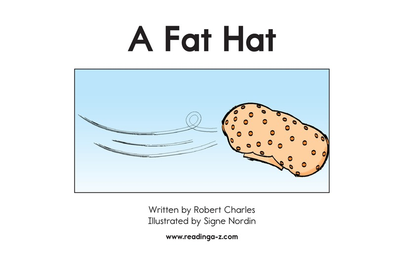 Book Preview For A Fat Hat Page 2