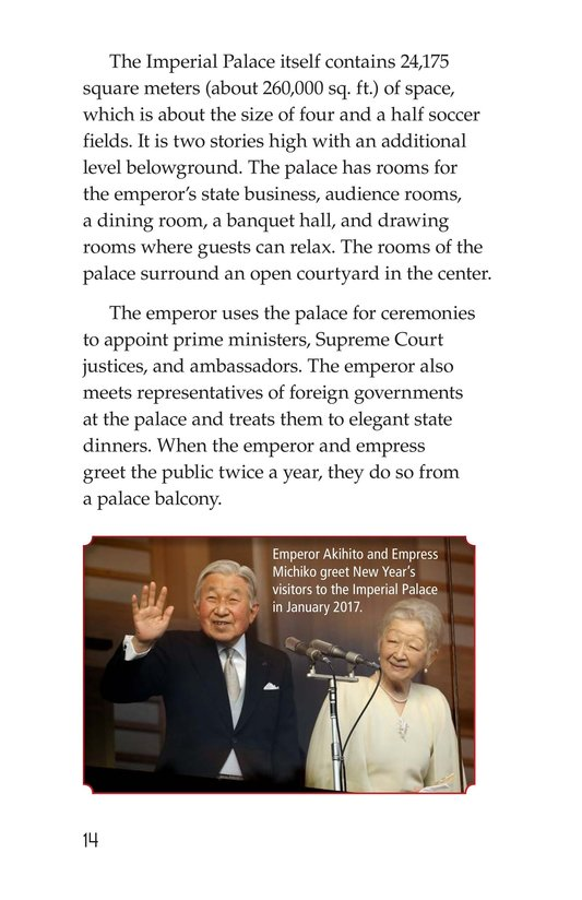 Book Preview For Tokyo Imperial Palace Page 14