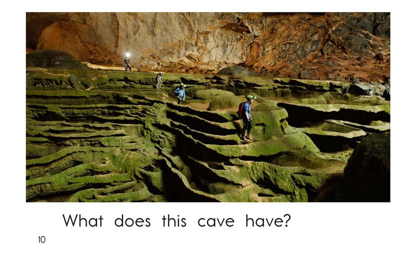 Book Preview For Amazing Caves Page 10