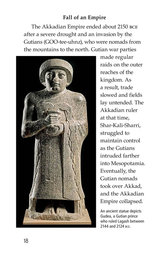 Book Preview For Ancient Mesopotamia Page 18